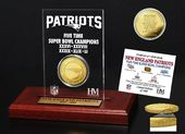 Football - New England Patriots 5-time Super Bowl