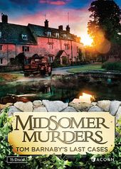 Midsomer Murders - Tom Barnaby's Last Cases