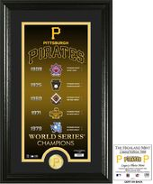 "Baseball - Pittsburgh Pirates ""Legacy"" Supreme"