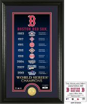 "Baseball - Boston Red Sox ""Legacy"" Supreme Bronze"