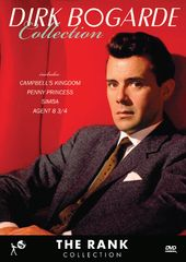 Dirk Bogarde Collection (4-DVD)