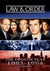 Law & Order - Year 4 (3-DVD)