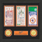 Baseball - Baltimore Orioles World Series Ticket