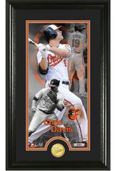Baseball - Chris Davis Supreme Bronze Coin Photo