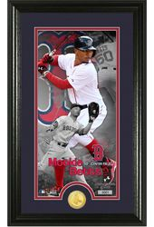 Baseball - Mookie Betts Supreme Bronze Coin Photo