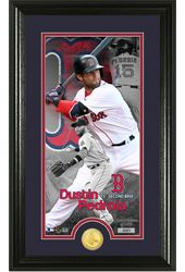 Baseball - Dustin Pedroia Supreme Bronze Coin