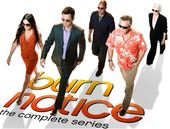 Burn Notice - Complete Series Gift Set (29-DVD)