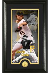Baseball - Gerrit Cole Supreme Bronze Coin Photo