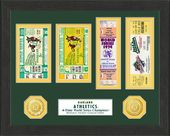 Baseball - Oakland Athletics World Series Ticket