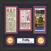 Baseball - Atlanta Braves World Series Ticket