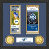 Baseball - Kansas City Royals World Series Ticket