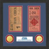 Baseball - Chicago Cubs World Series Ticket