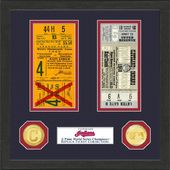 Baseball - Cleveland Indians World Series Ticket