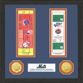 Baseball - New York Mets World Series Ticket