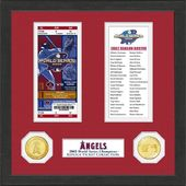 Baseball - Los Angeles Angels World Series Ticket