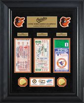 Baseball - Baltimore Orioles World Series Deluxe