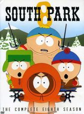 South Park - Complete Season 8 (3-DVD)