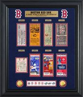 Baseball - Boston Red Sox World Series Deluxe