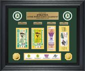 Baseball - Oakland Athletics World Series Deluxe