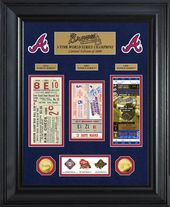 Baseball - Atlanta Braves World Series Deluxe