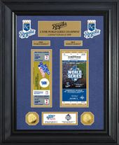 Baseball - Kansas City Royals World Series Deluxe
