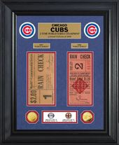 Baseball - Chicago Cubs World Series Deluxe Gold