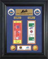 Baseball - New York Mets World Series Deluxe Gold