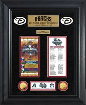 Baseball - Arizona Diamondbacks World Series