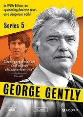 George Gently - Series 5 (4-DVD)