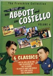 The Best of Bud Abbott & Lou Costello - Volume 4