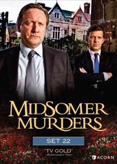 Midsomer Murders - Set 22 (4-DVD)