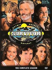 Survivor - Season 10 (Palau) (4-DVD)