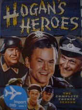 Hogan's Heroes - Complete 4th Season (4-DVD)