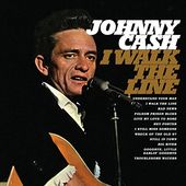 I Walk The Line (180GV - Translucent Gold Vinyl)