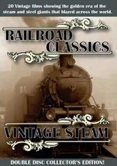 Trains - Railroad Classics / Vintage Steam