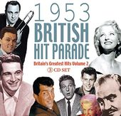 British Hit Parade: 1953 - The Second British