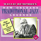 New Orleans Traditional Jazz Legends, Volume 2