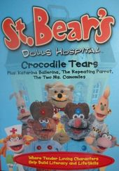 St. Bear's Dolls Hospital - Crocodile Tears
