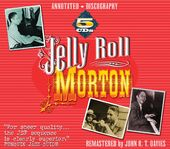 Jelly Roll Morton [JSP] (5-CD Box Set)