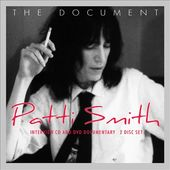 Patti Smith - The Document (DVD+CD)