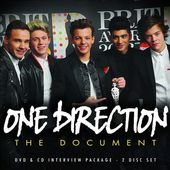 One Direction - The Document (DVD+CD)