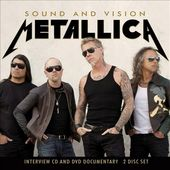 Metallica - Sound and Vision (DVD+CD)