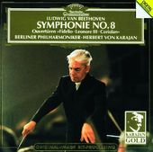 "Beethoven: Symphony No.8; Overtures: ""Coriolan"","