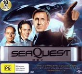 SeaQuest DSV - Complete Collection [Import]