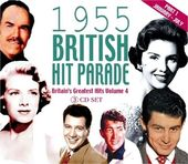 British Hit Parade: 1955, Part 1 (3-CD)