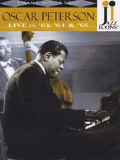 Jazz Icons - Oscar Peterson: Live in '63, '64 &