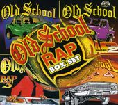 Old School Rap, Vols. 1-4 [Box Set] (4-CD)