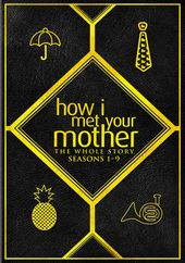 How I Met Your Mother - Whole Story (28-DVD)