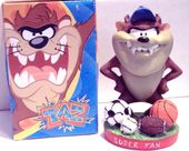 Looney Tunes - Taz - The Sports Fan - Bobble Head