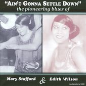 Ain't Gonna Settle Down: The Pioneering Blues of
